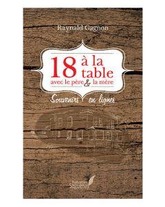 18 a la Table avec le père et la mère