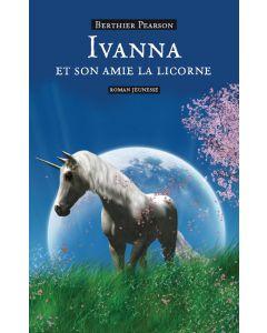 Ivanna et son amie la licorne