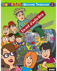 Les Mémo-Kids – Découvre Tourellune 1 - Livret d'activités