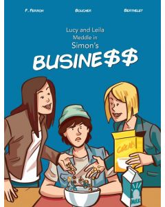 Lucy and leila Meddle in Simon's BUSINE$$