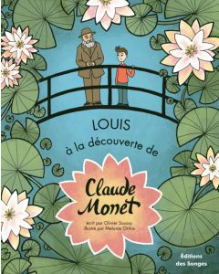 Louis à la découverte de Claude Monet