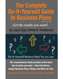 The Complete Do-It-Yourself Guide to Business Plans - 2020 Edition