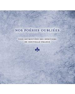 Nos poésies oubliées