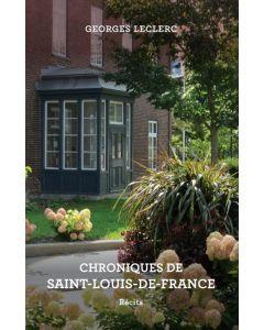 Chroniques de Saint-Louis-de-France